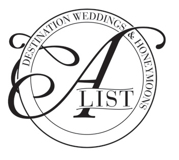 a-list wedding planner award winner logo